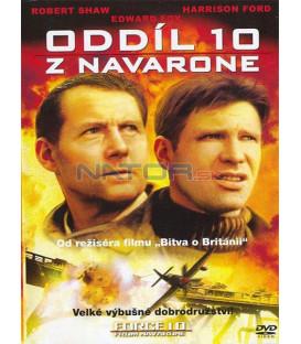 Oddíl 10 z Navarone (Force 10 from Navarone) DVD