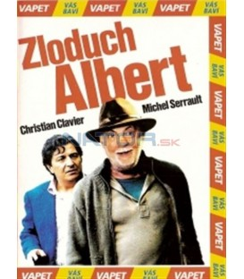 Zloduch Albert (Albert est méchant) DVD