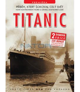 Titanic story DVD