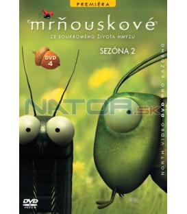 Mrňouskové 04 DVD
