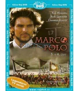 Marco Polo - 3. a 4. část (Marco Polo) DVD