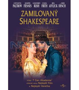 Zamilovaný Shakespeare DVD