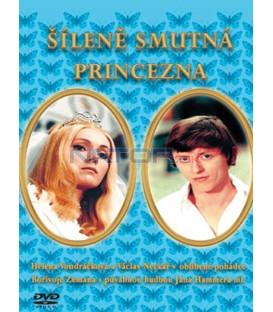Šíleně smutná princezna DVD