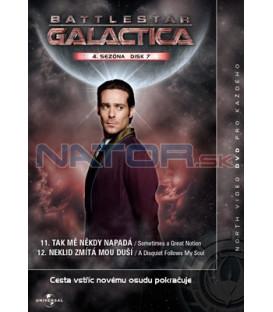 Battlestar Galactica 4/07