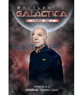 Battlestar Galactica 4/11