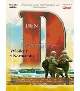 Den D - Vylodění v Normandii(La segunda guerra mundial)