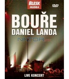 Daniel Landa - Bouře DVD