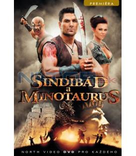 Sindibád a Minotaurus DVD
