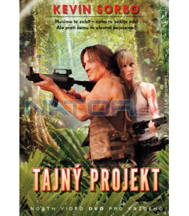 Tajný projekt DVD
