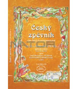 Český zpěvník CD