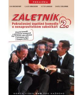 Záletník 2 DVD