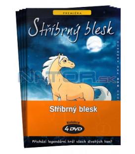 Stříbrný blesk  -  kolekce  4 DVD