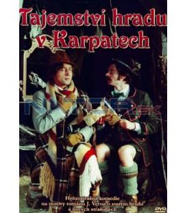 Tajemství hradu v Karpatech DVD