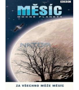 Měsíc - Mocné planety (The Moon) DVD