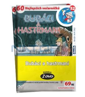 Bubáci a hastrmani  - kolekce  2 DVD
