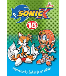 Sonic X 15 DVD