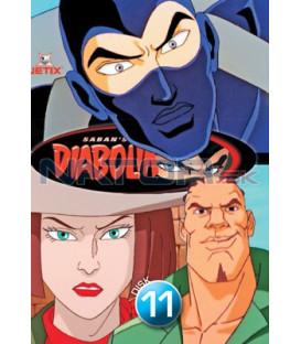 Diabolik 11 DVD