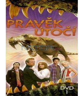 Pravěk útočí - DVD 1 (Primeval) DVD