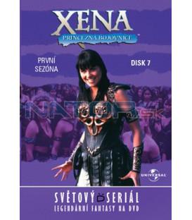 Xena 1/07 DVD-XENA 07