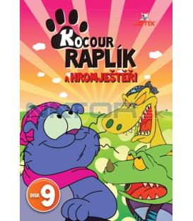 Kocour Raplík a hromještěři 09 DVD