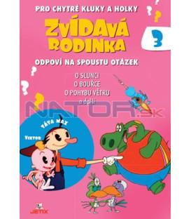 Zvídavá rodinka 03 DVD