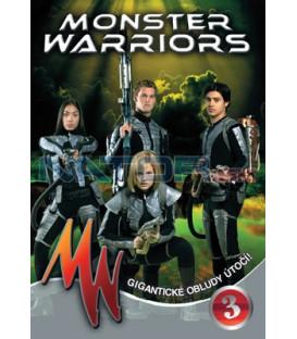 Monster Warriors 03 DVD