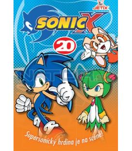 Sonic X 20 DVD