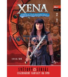 Xena 2/14 DVD- XENA 14