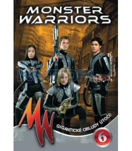 Monster Warriors 06 DVD