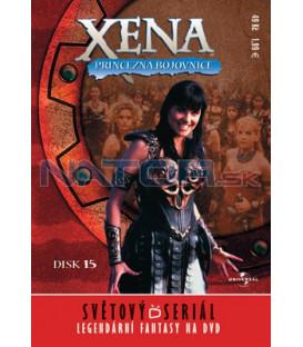 Xena 2/15 DVD- XENA 15