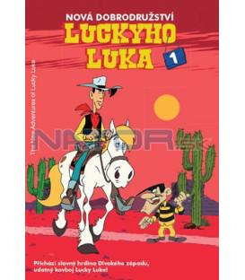Nová dobrodružství Luckyho  Luka 01 DVD