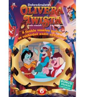 Dobrodružství Olivera Twista 06 DVD