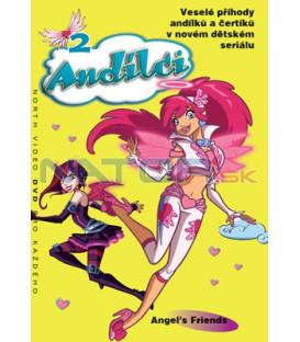 Andílci 02 DVD