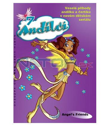 Andílci 07 DVD