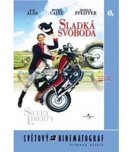 Sladká svoboda DVD