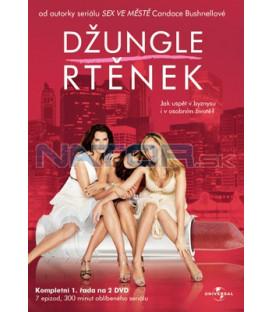 Džungle rtěnek DVD