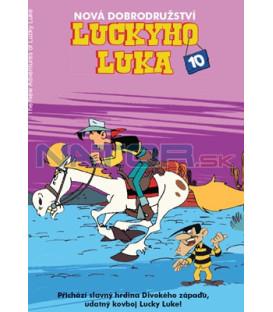 Nová dobrodružství Luckyho Luka 10 DVD