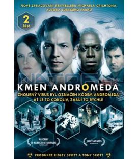 Kmen Andromeda 02 DVD