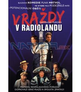 Vraždy v Radiolandu DVD