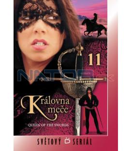 Královna meče 11 DVD