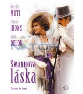 Swannova láska DVD