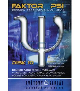 Faktor Psí 10 DVD