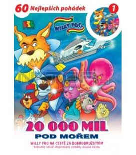 Willy Fog disk 05 DVD