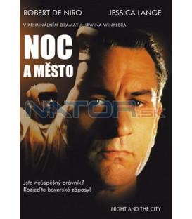 Noc a město DVD