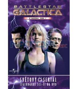 Battlestar Galactica 3/01