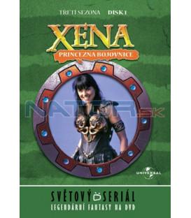 Xena 3/01 DVD- XENA 22