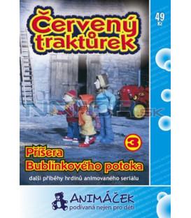 Červený traktůrek 03 DVD