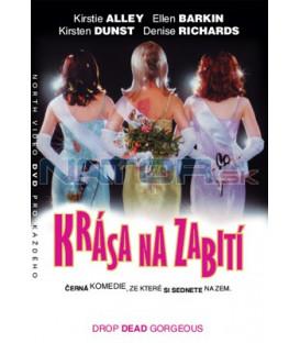 Krása na zabití DVD