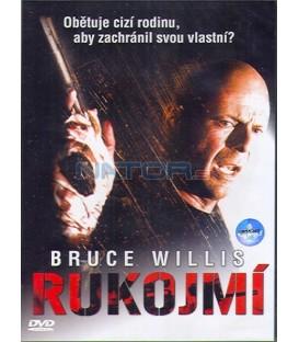 Rukojemník (Hostage) DVD