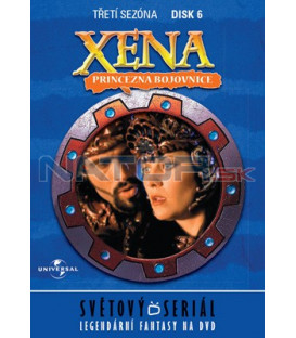 Xena 3/06 DVD- XENA 27